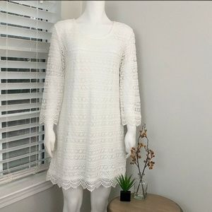 H&M Crochet Dress. E85